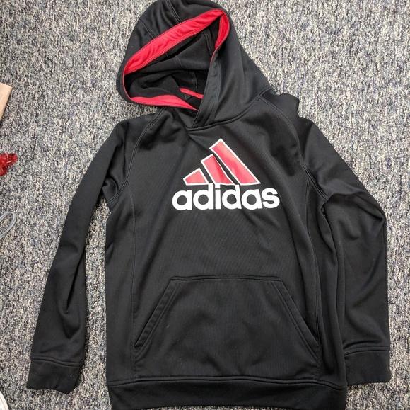 Hardly Worn Nice Adidas Hoodie Size L